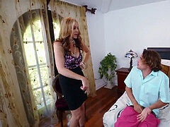 Julia Ann and Abby Lee Brazil - Stepmom movies