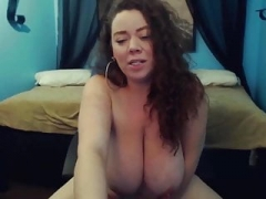 Fantastic fat mommy Mariah Monroe with sizeable H cup titties