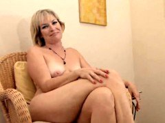 Realy sexy old Stefanie from 1fuckdatecom