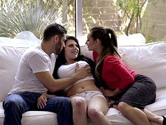 CASSIDY KLEIN MEGAN SAGE HOT TEACHER Gets down and dirty STUDENTS