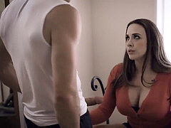 Dibs on mother . Promo . PureTaboo . Evelyn Claire, Chanel Preston