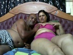 Indian Couples Nude on Live camera Show