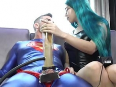 Alex Coal Drains Superman with CBT & HJ