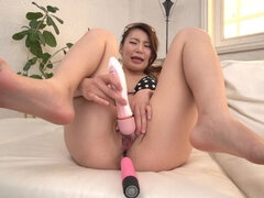 Sexy Japanese Rino Akane featuring cocksucking video