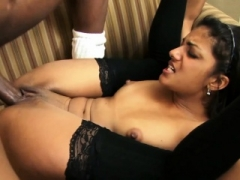 Exotic Sexually available mom Neela Sky takes a huge knob in her hot pussy