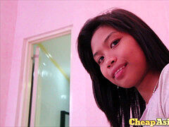 ? Young Hairless Manila nubile call girl ravage - CheapAsianTeens.com