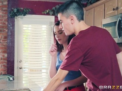 Teens Like It Big (Brazzers): Doing The Dishes