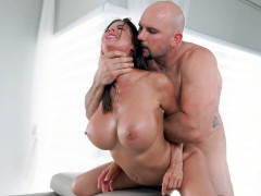Alexis Fawx gets pussy pounded doggystyle by Jmac