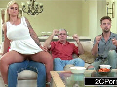 bootylicious Stepmom Ryan Conner Takes Her Stepson's youthfull shaft