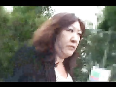 52yo fur covered japanese granny michiko okawa pt. 1 uncensored
