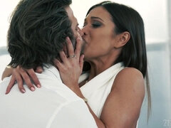 Ass Fuck Office Affair with Alyssa Reece