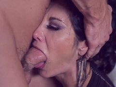 Dark Hair Girl Mom Big Mammaries Boobs Ass Fuck Have Intercourse  - ava adams