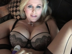 Julia Ann reveals absolutely all the best ways to appreciate her ass. She