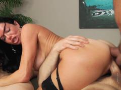 Sprutande i anal