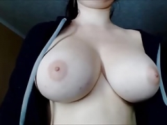 Gorgeous natural Russian Tits and Romanian Muff