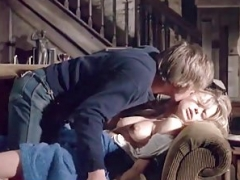 Susan George Naked Sex Episode In Straw Dogs ScandalPlanet.Com