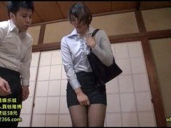 KIL-103 Erotic Pantyhose Female Teacher Who By chance Leaked You At Home