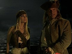 Pirates of the Caribbean pornography spoof
