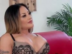 Butler perv gets down and dirty hot wife Kaylani Lei