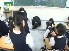 Far eastern students in the classroom are part3
