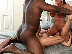 ebony Piped Sally D'angelo Brooke Tyler