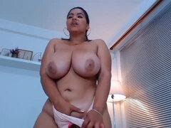 Masturbation Latina Fett Muschi Masturbation: 972,060