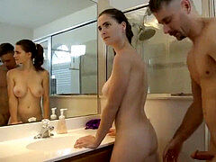 Molly Jane in daughter-in-law is cracked by insatiable Dad