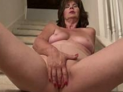USAwives Amazing Old Hairy Pussies with Toys