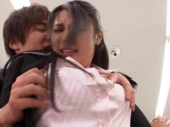 Best Japanese whore in Hottest Public, HD JAV video