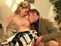 Brazzers - Melons at Work -  Interoffice In