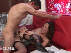 French Whore Takes A Fisting Lesson - Amateur Sex