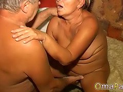 Mature and granny porno movies compilation