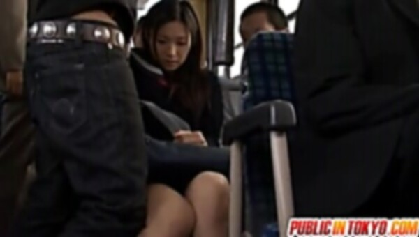 Public Bus Sex With Nana