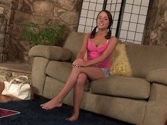 Super Cute Pig Tailed Teen Austins First Nude Audition Video