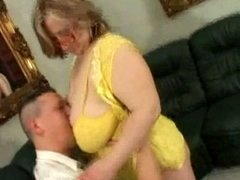 Busty Adult bbw in Glasses Makes love