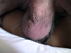 very romantic sex with a handsome old man