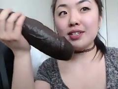 Asian black dick
