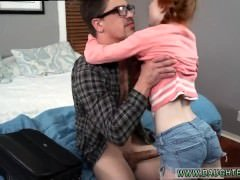 Daddy crony's daughter date hot mom and