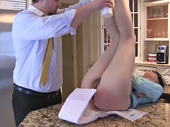 lexi spanked and diapered