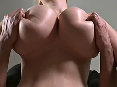 amazing breasts massage