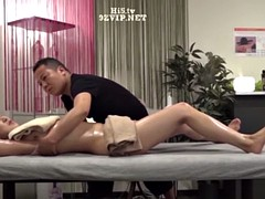 japanese armpit oil massage