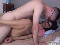 Teen wants cum inside Mia Khalifa popped a admirers cherry