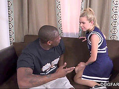 Alina West Gets Her Very First multiracial ass fucking plow