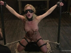 The Workout Bondage Slut
