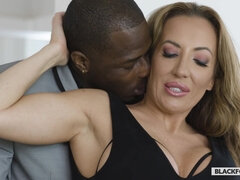 Richelle Ryan - Chocolate Pleasure Interracial Porn