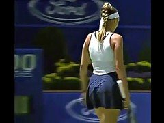 Mary Pierce Jack off Challenge