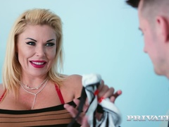 Cougar Aaliyah Craves Young Meat