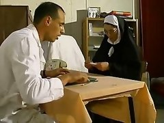 Nun Fisted  amp; Fucked In Hospital