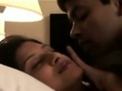 Indian desi Immature Couple Njoying Sensual Sex homemade