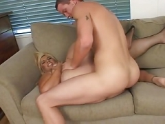Shaggy mature blond real bbw anal fucked